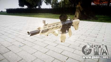 Rifle AR-15 CQB aimpoint para GTA 4