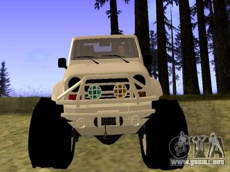 GTA 5 Mesa MerryWeather version para la visión correcta GTA San Andreas