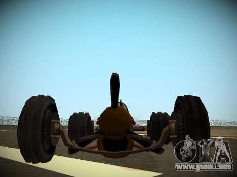 Rustler Varilla Beta para la visión correcta GTA San Andreas