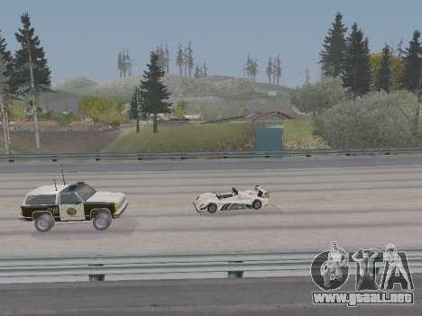 Jundo ENB Series V0.1 para PC débil para GTA San Andreas sucesivamente de pantalla