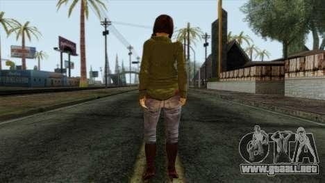 GTA 4 Skin 7 para GTA San Andreas segunda pantalla