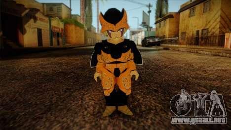 Cell Junior Skin para GTA San Andreas