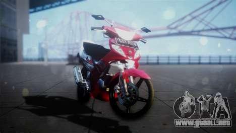 Yamaha Jupiter Mx para GTA San Andreas