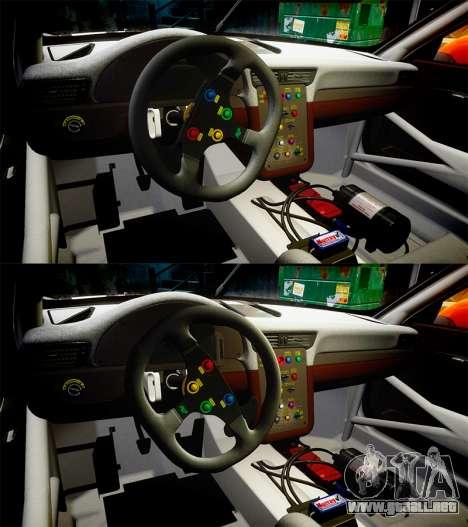 RUF RGT-8 GT3 [RIV] RobOil para GTA 4 vista superior