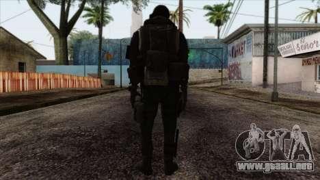 Modern Warfare 2 Skin 18 para GTA San Andreas segunda pantalla