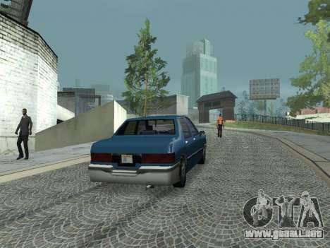 Beta Elegant para la visión correcta GTA San Andreas