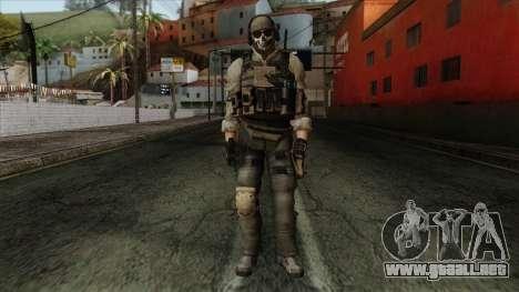Modern Warfare 2 Skin 10 para GTA San Andreas