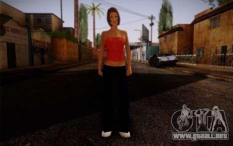 Ginos Ped 9 para GTA San Andreas