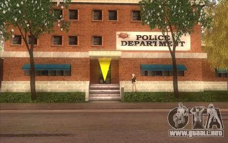 El renacimiento de la aldea Dillimore para GTA San Andreas tercera pantalla