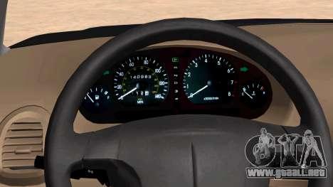 Daewoo Nubira me Vagón CDX NOSOTROS 1999 para GTA San Andreas