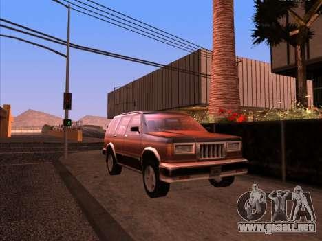 Sunset ENB para GTA San Andreas