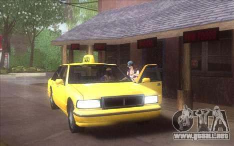 El renacimiento de la aldea Dillimore para GTA San Andreas séptima pantalla