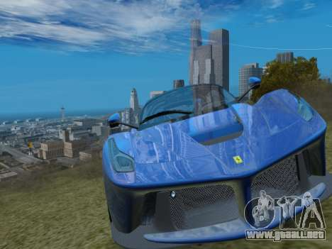 ENB Hans Realistic 1.0 para GTA San Andreas segunda pantalla