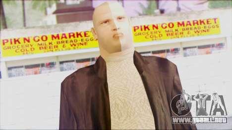 Russian Mafia Skin 1 para GTA San Andreas tercera pantalla