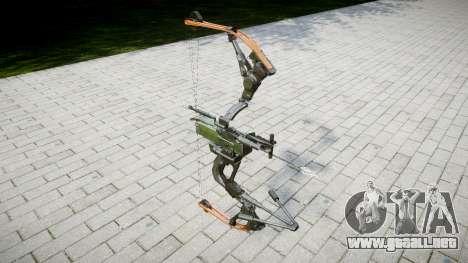 Arco De Depredador- para GTA 4