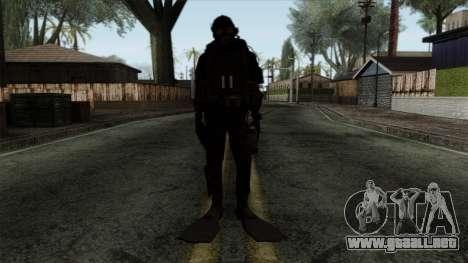Modern Warfare 2 Skin 9 para GTA San Andreas