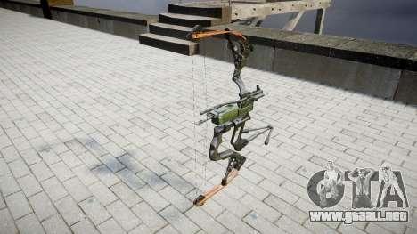 Arco De Depredador- para GTA 4 segundos de pantalla