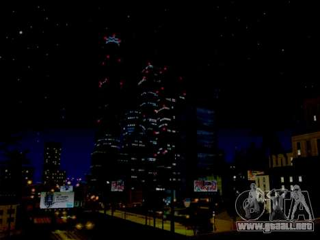 Jundo ENB Series para GTA San Andreas sucesivamente de pantalla