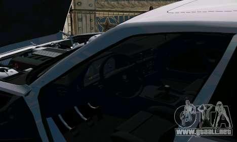BMW 525 Turbo para visión interna GTA San Andreas