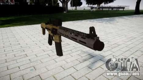 Rifle de asalto AAC Tejón de Miel para GTA 4
