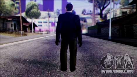 Russian Mafia Skin 5 para GTA San Andreas segunda pantalla