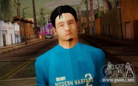 Ginos Ped 10 para GTA San Andreas tercera pantalla