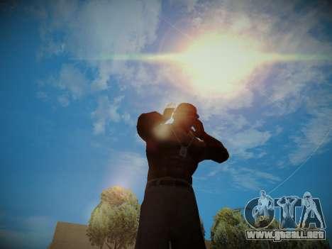 Sistema de robos v4.0 para GTA San Andreas tercera pantalla