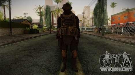 Modern Warfare 2 Skin 3 para GTA San Andreas