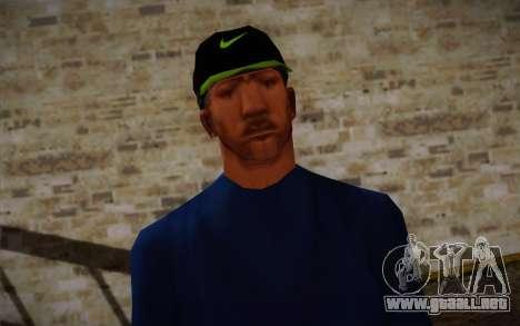 Ginos Ped 43 para GTA San Andreas tercera pantalla