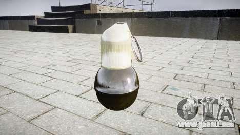 Grupo granate para GTA 4 segundos de pantalla