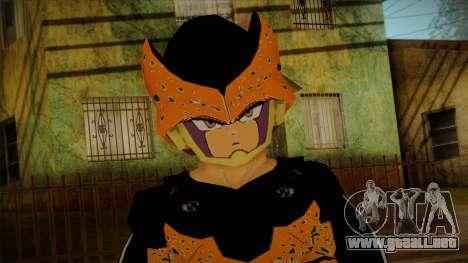 Cell Junior Skin para GTA San Andreas tercera pantalla