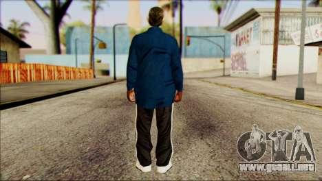 Russian Mafia Skin 3 para GTA San Andreas segunda pantalla