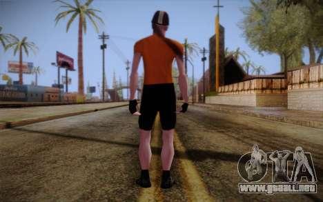 Ginos Ped 48 para GTA San Andreas segunda pantalla