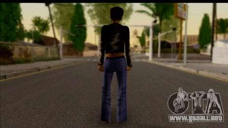 GTA San Andreas Beta Skin 2 para GTA San Andreas segunda pantalla