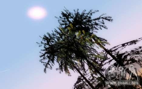 Krevetka Graphics v1.0 para GTA San Andreas quinta pantalla