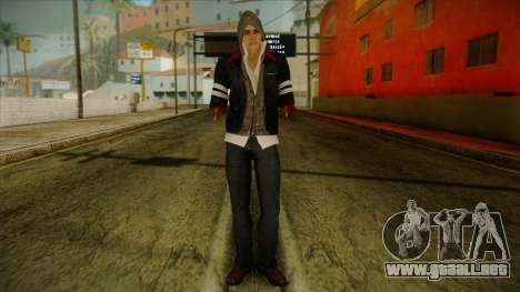Alex Cutted Arms from Prototype 2 para GTA San Andreas