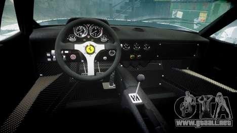 Ferrari F40 1987 [EPM] Sharpie para GTA 4 vista interior
