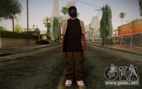 Ginos Ped 2 para GTA San Andreas