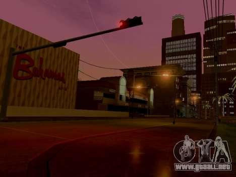 Jundo ENB Series V0.1 para PC débil para GTA San Andreas sexta pantalla