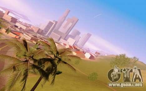Krevetka Graphics v1.0 para GTA San Andreas sexta pantalla
