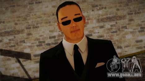 Gedimas Hideki Skin HD para GTA San Andreas tercera pantalla