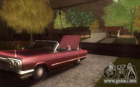 El renacimiento de la aldea Dillimore para GTA San Andreas sexta pantalla