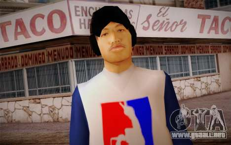 Ginos Ped 17 para GTA San Andreas tercera pantalla