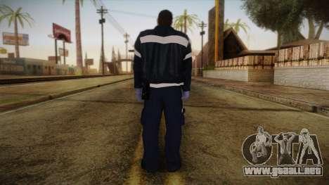 GTA 4 Emergency Ped 9 para GTA San Andreas segunda pantalla