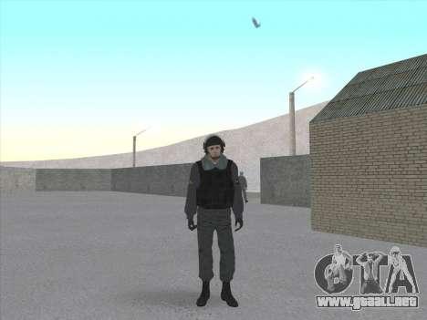 Los soldados de la MIA de la Federación de rusia para GTA San Andreas