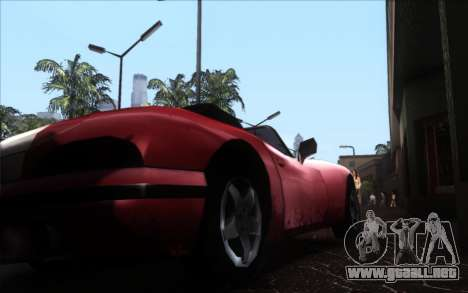Darky ENB for Low and Medium PC para GTA San Andreas segunda pantalla