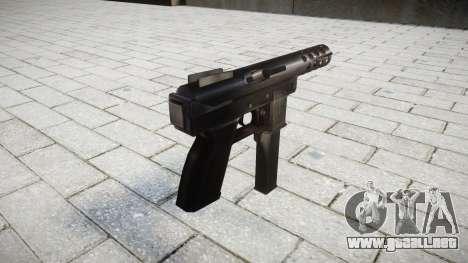 Auto-carga de la pistola de Intratec TEC-DC9 para GTA 4 segundos de pantalla