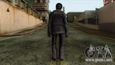 Modern Warfare 2 Skin 21 para GTA San Andreas segunda pantalla