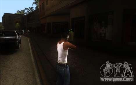 Darky ENB for Low and Medium PC para GTA San Andreas tercera pantalla