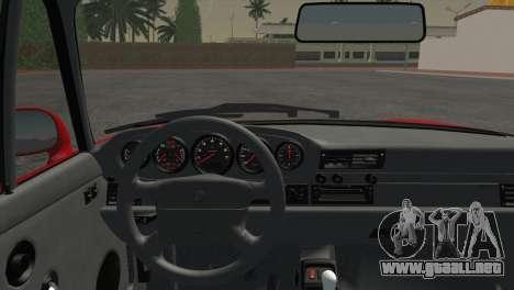 Porsche 911 GT2 (993) 1995 [HQLM] para la visión correcta GTA San Andreas